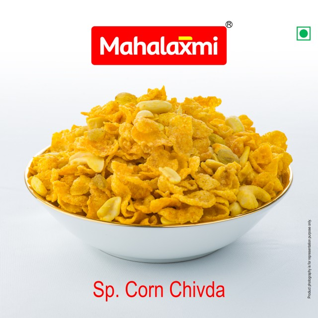 Special Corn Chivda