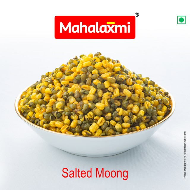 Salted Moong